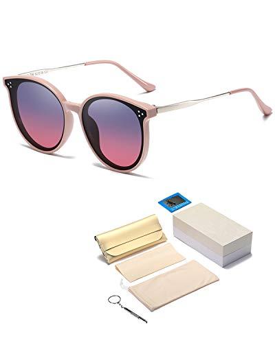 HQPCAHL Kinder Sonnenbrille Aviator, UV-Schutz - 4-12 Jahre -100{e9ebfcb4ef9e7c23cfcf2ea2bfd9429f32a09e660f7ededdf6b578b72b64a60c} UV-Schutz - Outdoorsport Brille,D