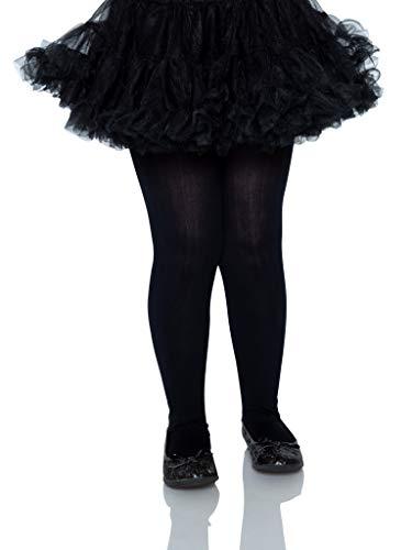 Leg Avenue Opaque Collants, Adultes, 464612001, Black, 7-10 Ans