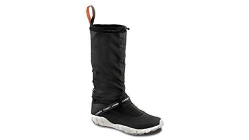 LIZARD Lizard Damen Herren Segelstiefel Spin Boot Dark Grey, Größe:45