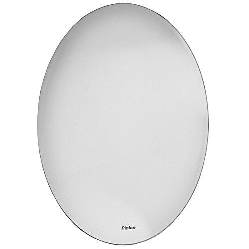 Damilo Badezimmerspiegel Spiegel 60x45 cm oval