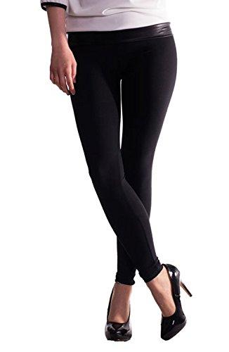 Oasi® - Legging Minceur ProSkin 3064 - Anti-Cellulite - Taille Haute - Noir - 44