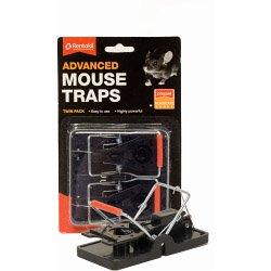 Rentokil Trampa de ratón avanzada paquete doble (399128)