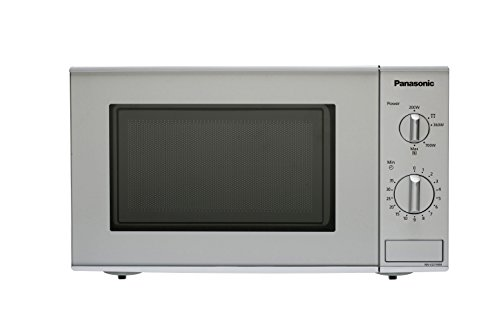 Panasonic NN-E221MMEPG Forno a Microonde, 800 W, 20 l, Argento