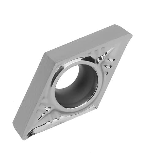 Inserto De Fresa, Hoja De Inserción De Alta Dureza 10 Piezas De Metal Para El Procesamiento De Aluminio, Aleación De Aluminio, Cobre Y Otros Metales Y Aleaciones No Ferrosos