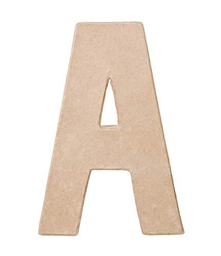 Darice Papier-Mache Letter 8