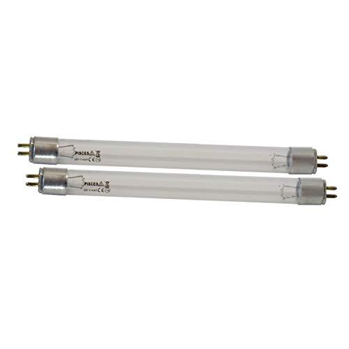 2x 6Watt T5UV-Röhre Lampe