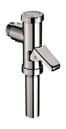 Schell Druckspüler, 022010621, für Flach- und Tiefspülkeramiken, 3/4 Anschluss, Spülstromregulierung, Chrom, 21400 1