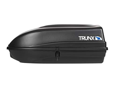 TRUNX 9 Cuft Rooftop Cargo Carrier - Compatible with Most Roof Racks