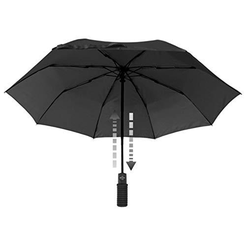 Campmor euroSCHIRM Light Trek Automatic Flashlight Umbrella