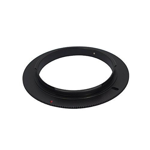 Pixco 55mm\67mm\72mm\ Filter Thread Lens, Macro Reverse Ring Camera Mount Adapter voor Nikon D5300 D3300 Df D610 D4 D5100 D7000 Camera, 55mm