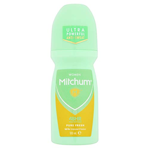 Mitchum Women Pure Fresh Roll-On X 100ml
