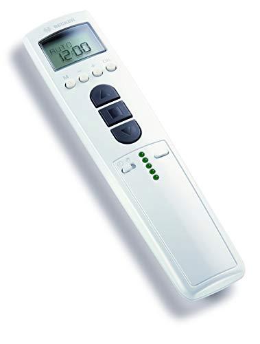 10-Kanal Handsender TimeControl TC4410-II mit kanalbezogenen Zeitschaltuhren (weiß)