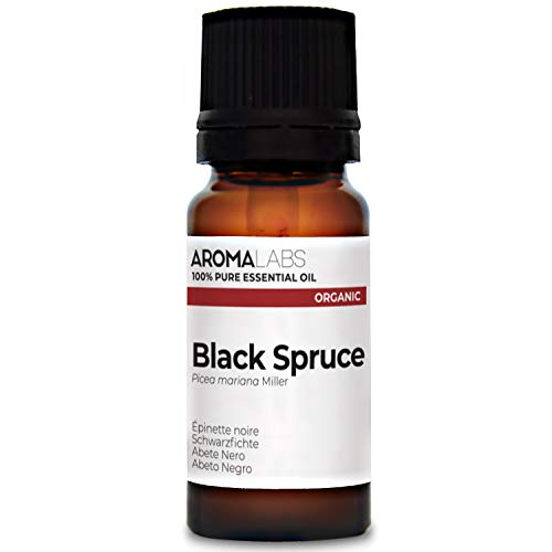 Abeto Negro BIO - 10ml - Aceite esencial 100% natural y BIO...