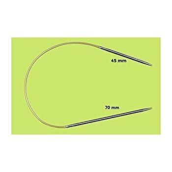 Rundstricknadel St/ärke 3,5mm ADDI Sockenwunder L/änge 25cm