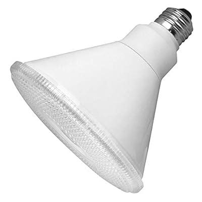 LED - 17 Watt - PAR38 - 120W Equal - 6000 Candlepower - 25 Deg. Narrow Flood - 3000K Halogen White - TCP LED17P3830KNFL