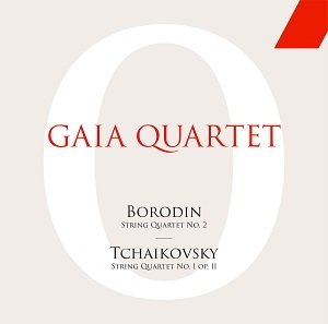 Borodin: String Quartet No.2 & Tchaikovsky: String Quartet No.1