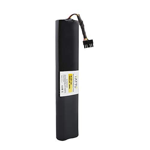 Tattu Batería de níquel-metal hidruro (12 V, 4000 mAh, para Neato Botvac D Series D85 D75 y Botvac Series 70e, 75, 80, 85)