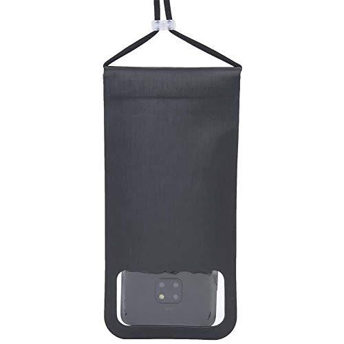 Bnineteenteam Estuche Impermeable para teléfonos móviles, PU Impermeable Ultrafino para natación, Playa, Bolsa Protectora subacuática para teléfonos móviles