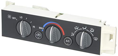 Standard Motor Products Interruptor del motor del ventilador del aire acondicionado y del calefactor HS-505