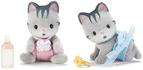 Calico Critters Fisher Katze Twins