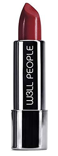 W3LL PEOPLE - Organic Optimist Semi-Matte Lipstick | Clean, Non-Toxic Makeup (Retrograde)