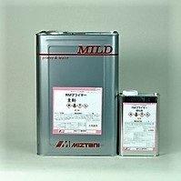 弱溶剤2液型ポリウレタン樹脂防錆プライマー RMプライマー 黒 15Kg