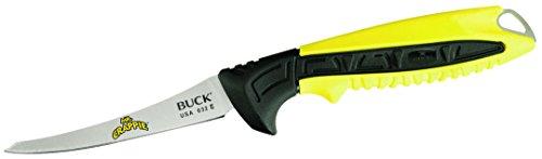 Buck Knives 0032YWS Mr. Crappie 4.0 Slab Slinger Bait/Fishing Knife