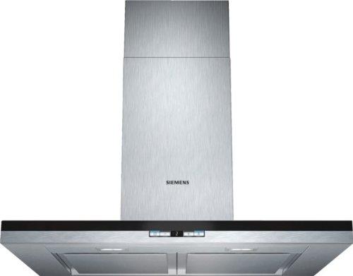 Siemens LC78BA542 iQ500 Wandhaube / 70 cm / Wahlweise Abluft- oder Umluftbetrieb / Metall-Fettfilter, spülmaschinengeeignet / edelstahl