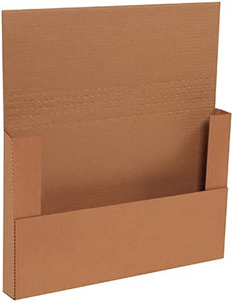Max 49% OFF Kraft Easy-Fold Mailers 17 1 4 x 200 2