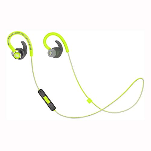 JBL Reflect Contour 2 Bluetooth Sport Kopfhörer In Ear Headset, Schweißresistent Schwarz