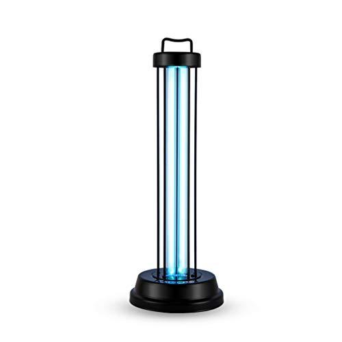 XF - Lámpara de desinfección por radiación ultravioleta y el ozono, lámpara germicida, zona del hogar móvil, calendario, mando a distancia, animal, dormitorio, guardería, restaurante