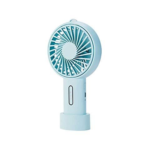 RONGXUE USB-ventilator, draagbare hand instelbare luchtkoeling, voor thuis, slaapzaal, radiator