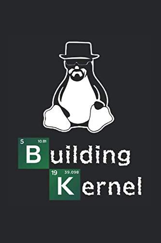 Cuaderno: La Química Linux Regalo Broma Serienjunkie Heisenberg  ,120 Páginas, 6X9 (Ca. A5), Con Líneas / Diario