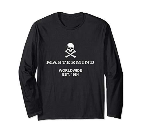 Mastermind Worldwide Est 1984 Kpop Korean Pop Music T-Shirt
