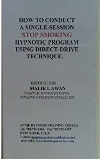 How to Conduct a Single Session Stop Smoking [VHS]
