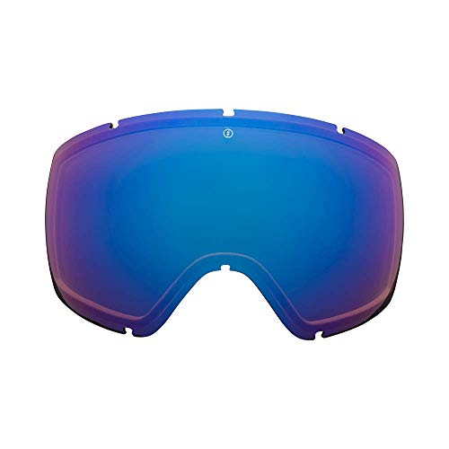 Electric California - Egg Lens - Skibril & Snowboard - heren - Brose/Blue Chrome