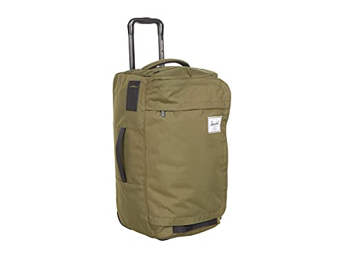 Herschel Wheelie Outfitter Luggage Ivy Green
