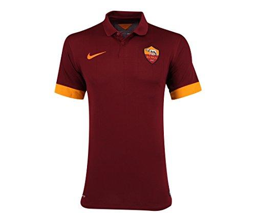2014-2015 AS Roma Home Nike Football Shirt