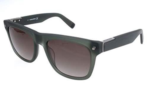 D-Squared Sonnenbrille DQ0212 20B-54-19-145 Gafas de sol, Gris (Gr), 54.0 Unisex Adulto