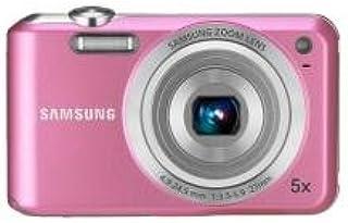 Samsung ES ES70 Cámara compacta 12.3MP 1/2.33 CCD 4000 x 3000Pixeles Rosa - Cámara Digital (123 MP 4000 x 3000 Pixeles 1/2.33 CCD 5X Rosa)