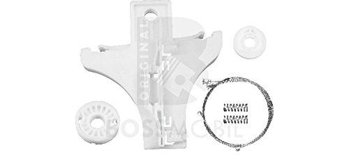 Bossmobil compatible con Passat (3B2 3B3 3B5 3B6), Trasero derecho, kit de reparación de elevalunas eléctricos
