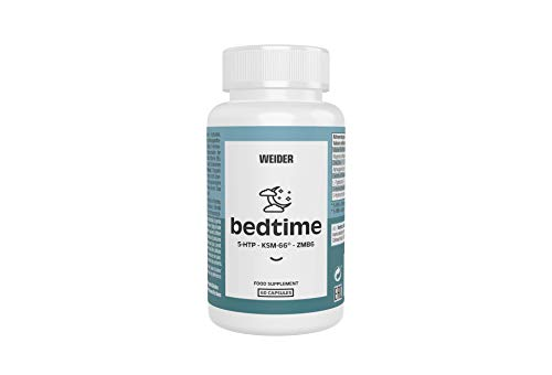Weider Bedtime, Support Healthy Sleep Cycles, 60ct, 540 g