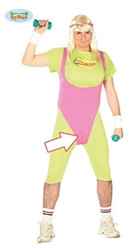 Aerobic Fitness Anzug für Herren Gr. M/L, Größe:L
