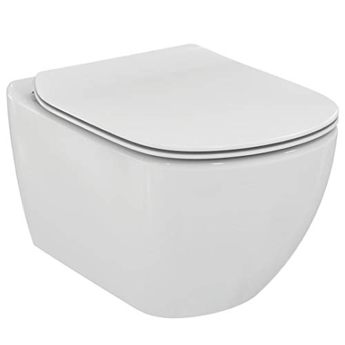 vaso sospeso Aquablade bianco, Ideal Standard Tesi T354701