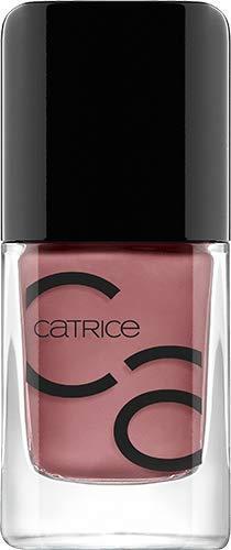 Catrice ICONAILS Gel Lacquer, Nailpolish, Nagellack, Nr. 89 She Needs A HEROse, pink, langanhaltend, scheinend, ohne Aceton, vegan, Mikroplastik Partikel frei (10,5ml)
