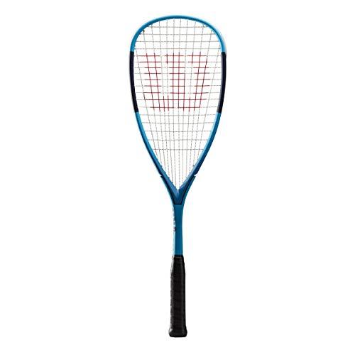 Wilson Ultra Triad Raqueta de Squash Peso en la Cabeza, Unisex, Azul, Talla Única
