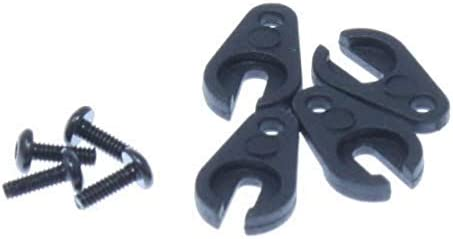 Redcat Racing 70105 Led Light Clip Black Pack of 4 product image