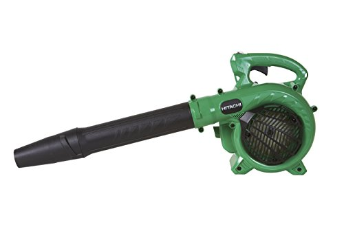 Hitachi RB24EAP Gas Powered Leaf Blower, Handheld, Lightweight, 23.9cc 2 Cycle Engine, Class Leading 441 CFM, 170 MPH, Commercial Grade, 7 Year...