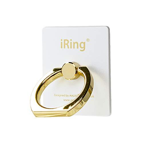 【正規輸入品】iRing Limited Edition 限定版 オークス スマホグリップ スタンド UMS-IRLEG01PW
