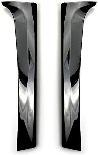 NMQQ Aleta del alerón Lateral de la Ventana Trasera, modificación de la Etiqueta Exterior para Sidfor Volkswagen Tiguan L Tiguan MK2 2017+